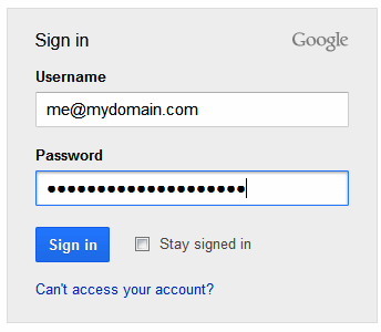 how to change password and make it hack proof